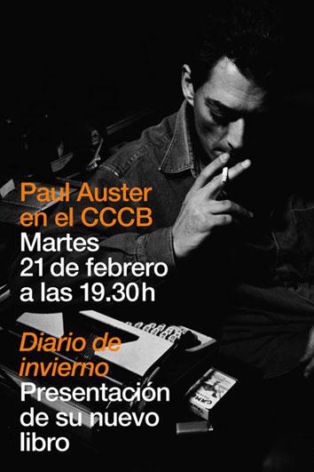 Diario de invierno (Paul Auster)