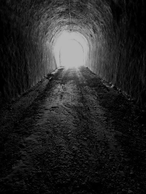 Train to hell: El túnel de Dürrenmatt