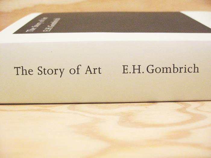 La nueva historia del arte de Gombrich