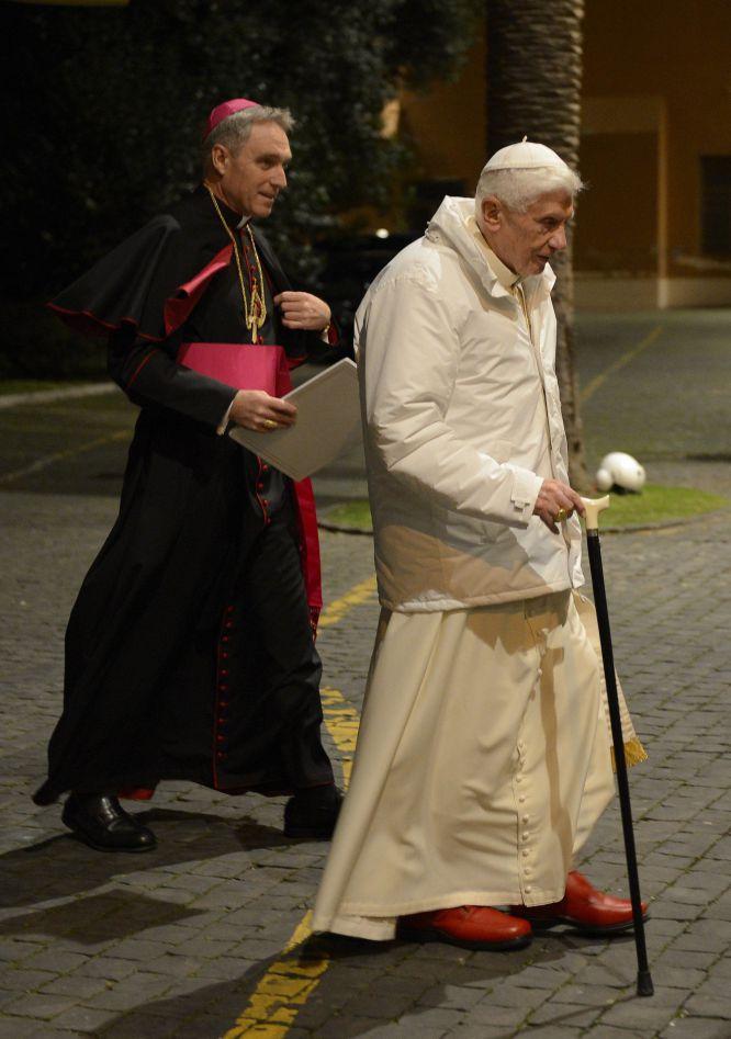 Un Papa interior