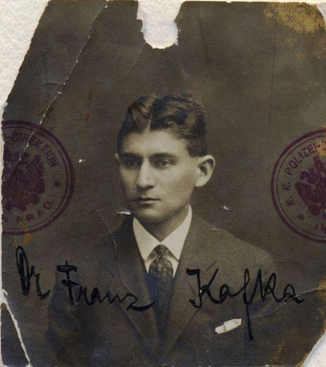 Franz Kafka: Su vida, su obra y su tiempo (Fundación March)