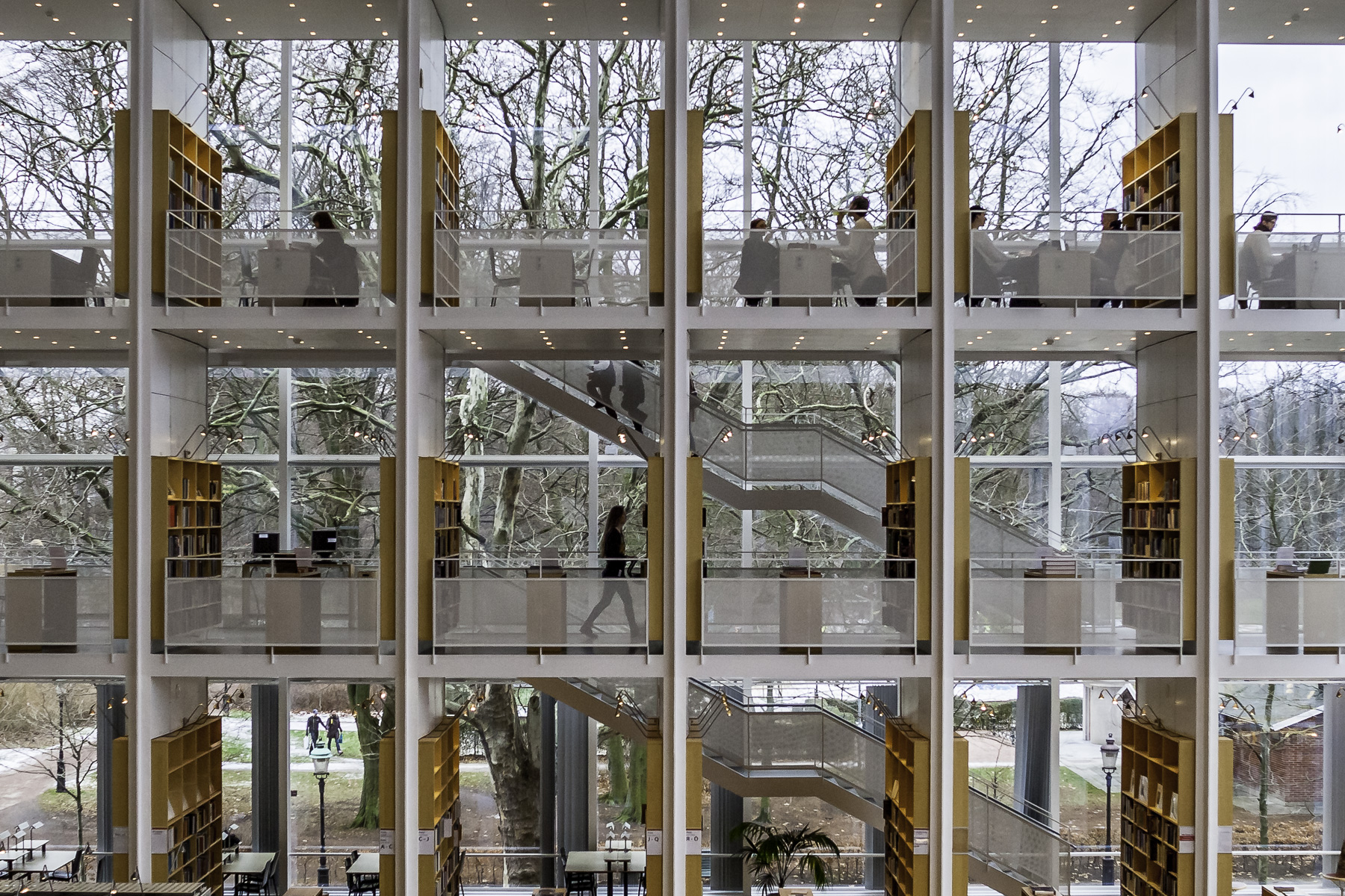 Malmö Library Cubes
