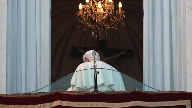 Adiós Benedicto, hasta siempre