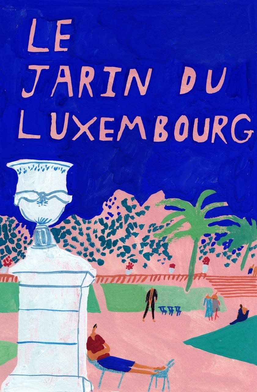LUXEMBURGO (PARÍS)